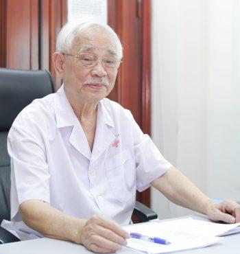 Giáo sư Trần Ngọc Ân - BVĐK Hồng Phát