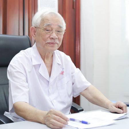 GS.TS.BS Trần Ngọc Ân